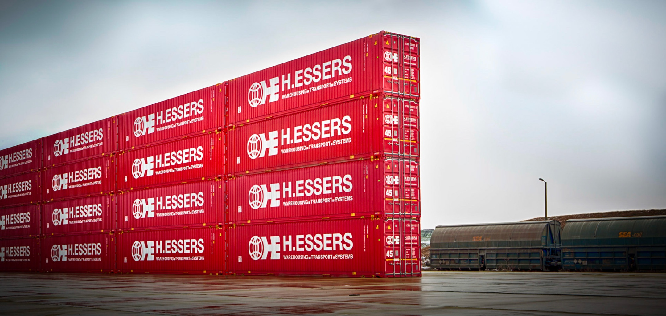 foto containers H. Essers